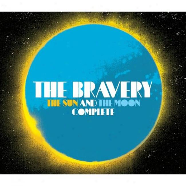 The Sun And The Moon Complete (2cd) (cd Slipcase)
