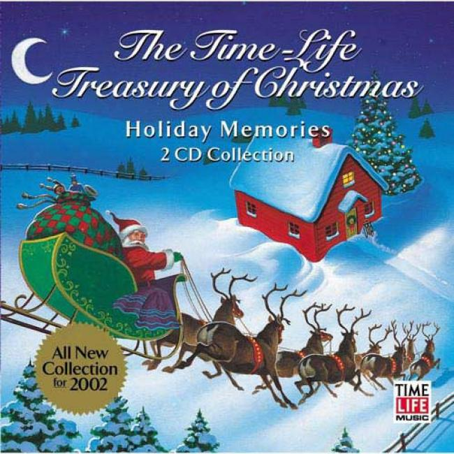 Th eTime-life Treasure Of Christmas: Holiday Memories (2cd)