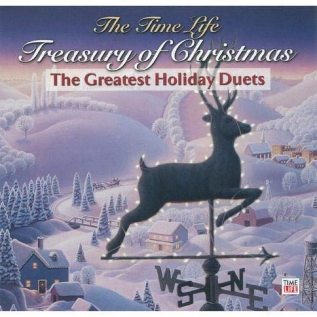 The Time Life Treasury Of Christmas: The Greatest Holiday Duets