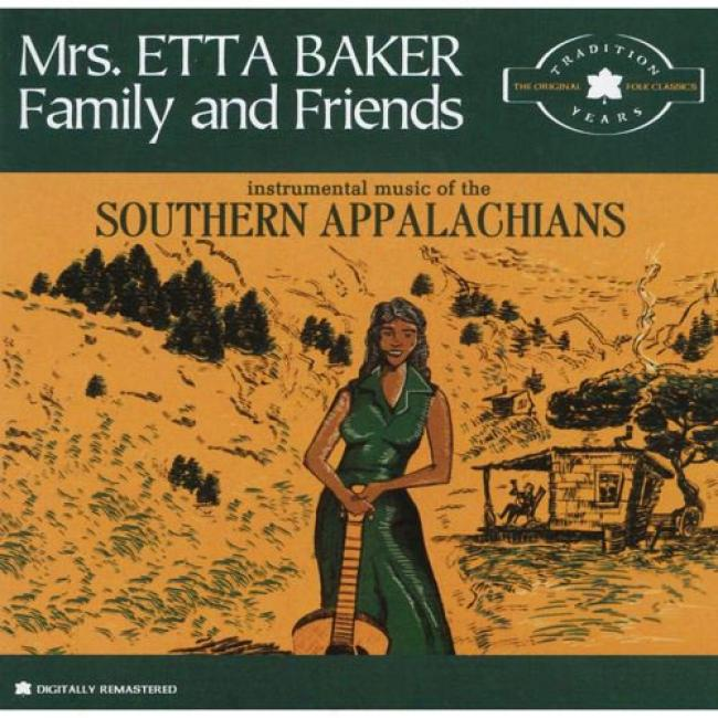 The Traditional Years: Instrumental Music Of The Southern Appalachians (remaster)