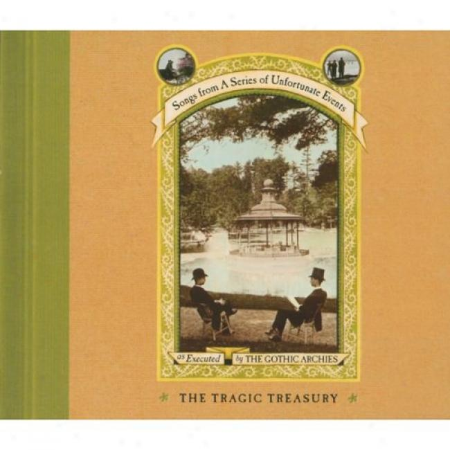 The Tragic Treasury: Songs From A Series Of Unfortunate Events (cd Slipcase)