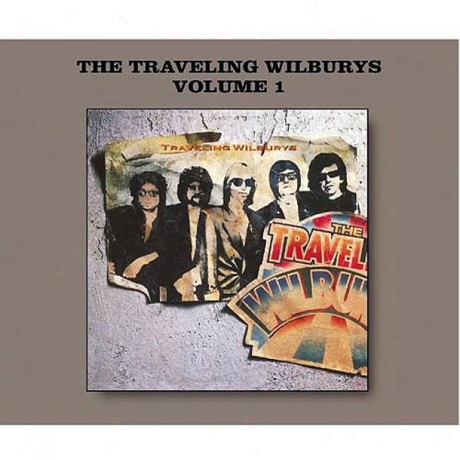 The Traveling Wilburys, Vol.1 (cd Slipcase) (remaster)