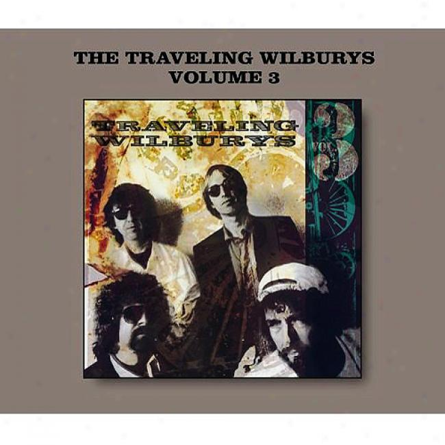 The Traveling Wilburys, Vol.3 (cd Slipcase) (remasetr)