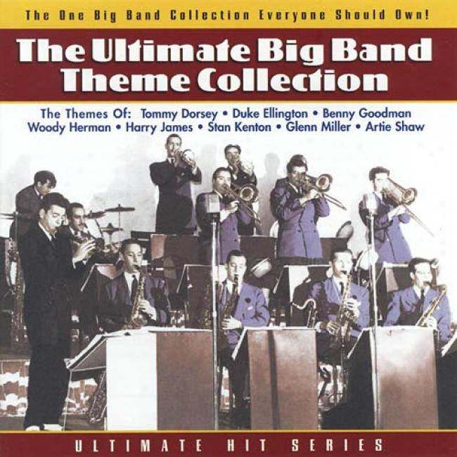 The Ultimate Big Band Theme Collection (remaster)