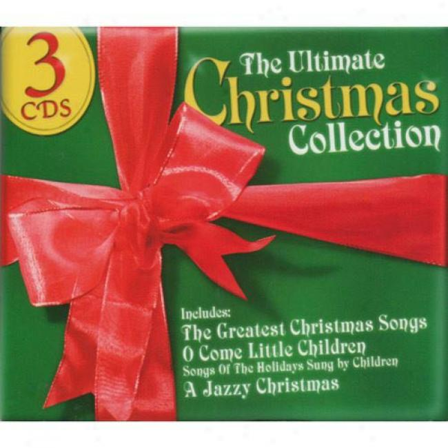 The Ultimate Christmas Collection (digi-pak) (includes Dvd)