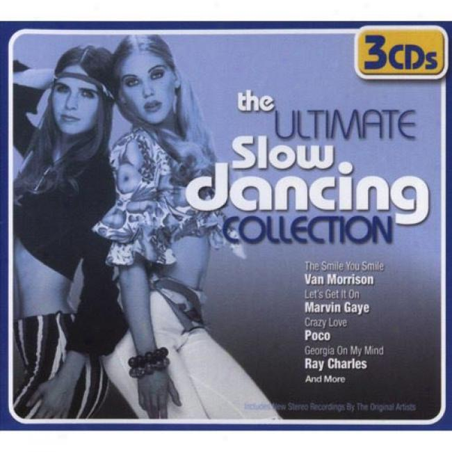 The Ultimate Slow Dancing Collection (3ce) (digi-pak)