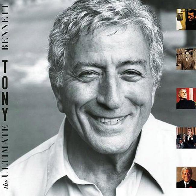 The Ultimate Tony Bennett (eco-friendly Bundle)