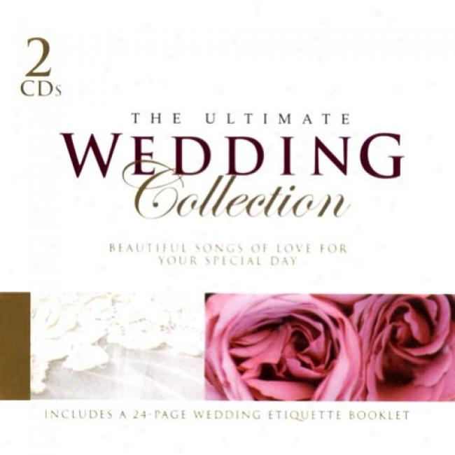 The Ultimate Wedding Collection (2cd) (digi-pak)