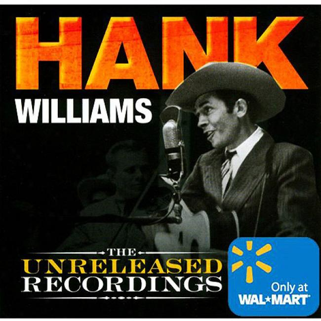 The Unreleased Recordings (wal-mart Exclusive)