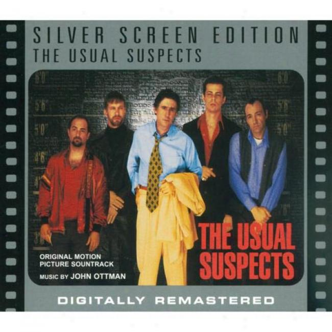 The Usual Suspects Score (cd Slipcase) (remaster)