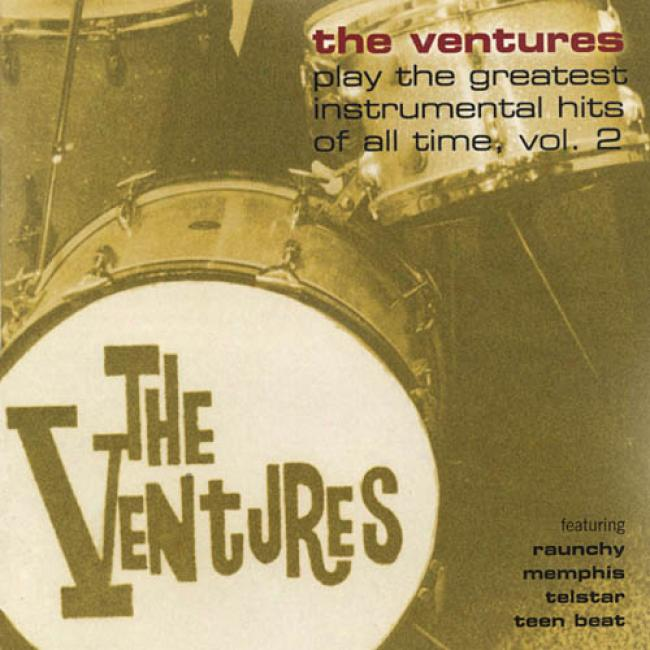 The Ventures Play The Greatest Instrumental Hits Of All Period, Vol.2