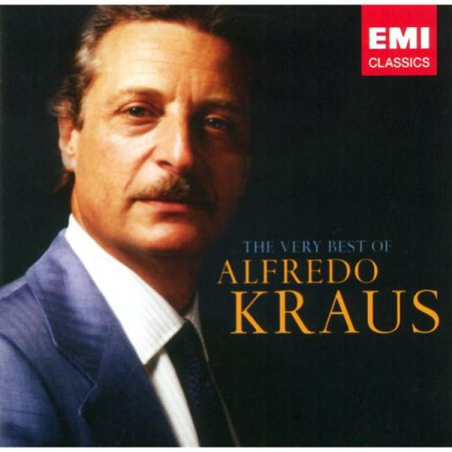 The Very Best Of Alfredo Kraus (2cd) (remaster)
