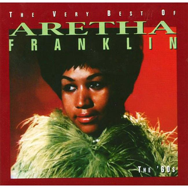 The Very Best Of Aretha Franklin: The '60s (wal-mart Exclusive) (eco-friendly Package) (remaster)