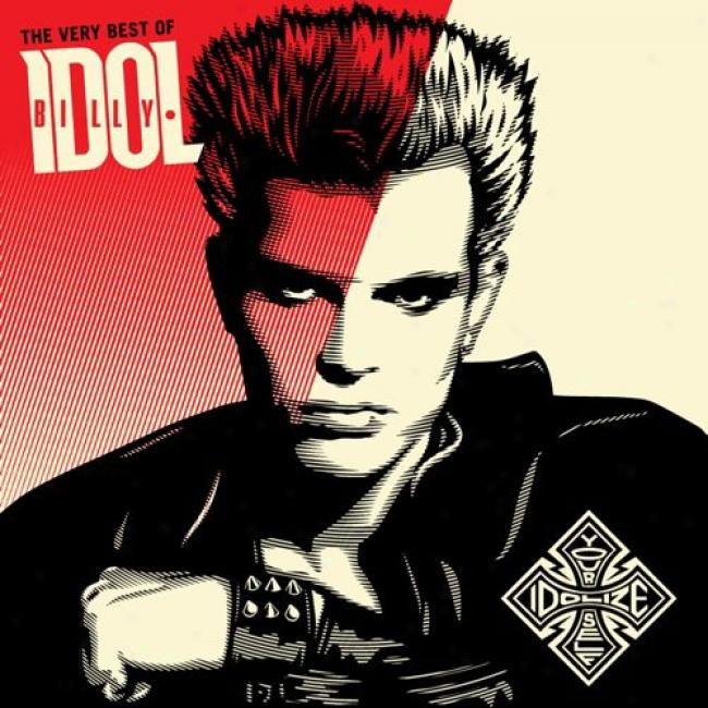 The Very Best Of Billy Idol: Idolize Yourself (includes Dvd)
