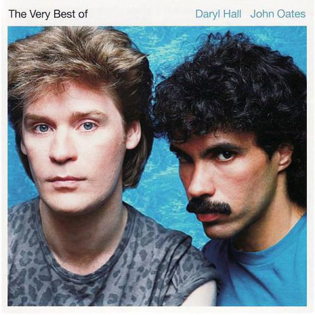 The Very Best Of Daryl Hall & John Oates (eco-friendly Packaging)