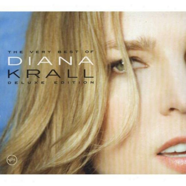 The Same Best Of Diana Krall (deluxe Edition) (includes Dvd) (cd Slipcase)