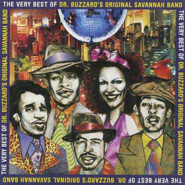 The Very Best Of Dr. Buzzard's Original Savannah Band (remaster)