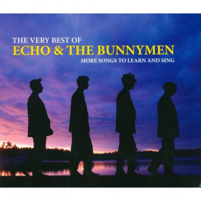 The Very Best Of Echo & The Bunnymen (includes D\/d) (digi-pak) (remaster)