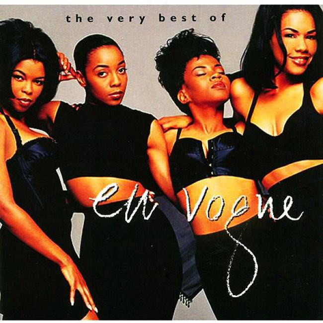 The Very Best Of En Vogue (wal-mart Exclusive) (eco-friendly Package) (remaster)