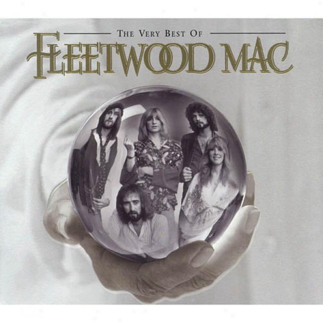 The Very Best Of Flleetwood Mac (2cd) (cd Slipcase) (remaster)