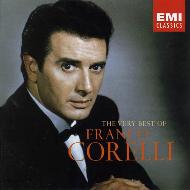 The Very Best Of Franco Corelli (2cd) (remaster)