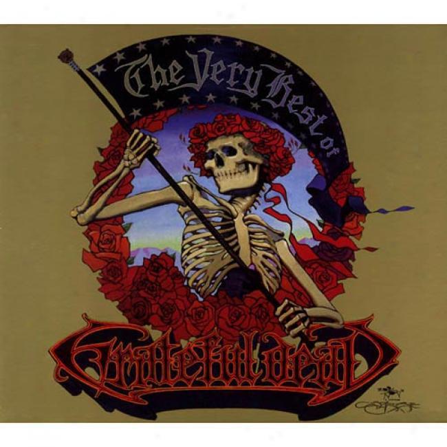 The Very Best Of Grateful Dead (cd Slipcase) (remaster)