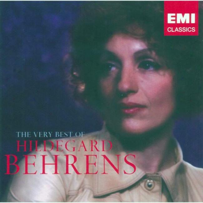 The Very Best Of Hildegard Behrens (2cd) (remaster)