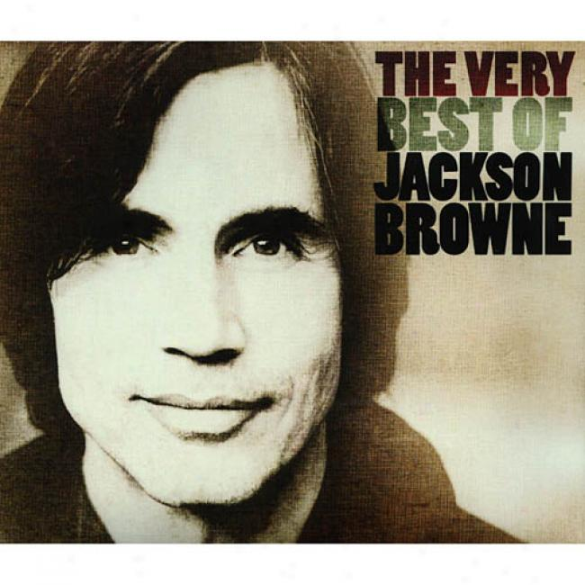 The Same Best Of Jackson Browne (2cd) (digi-pak) (remaster)