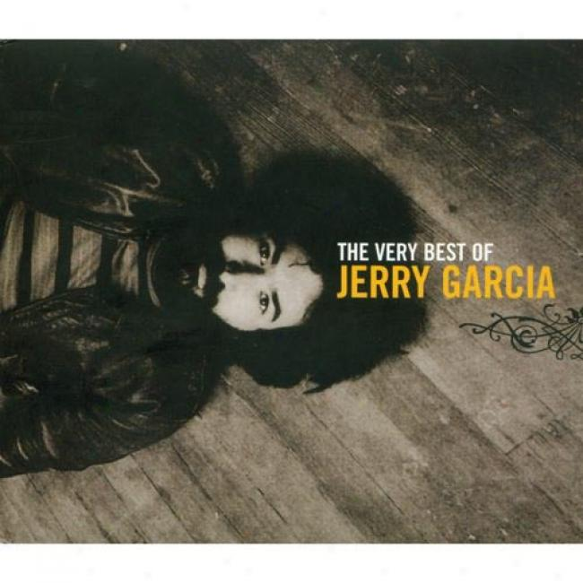The Very Best Of Jerry Garcia (2cd) (digi-pak) (remaster)