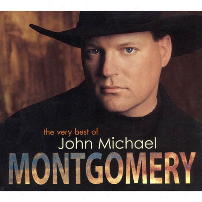 The Very Best Of John Michael Montgomery (cd Slipcase) (remaster)