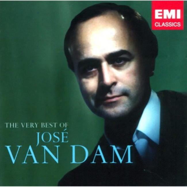 The Very Best Of Jose Van Dam (2cd) (remaster)