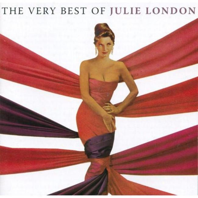 The Very Most good Of Julie London (2cd) (remaster)