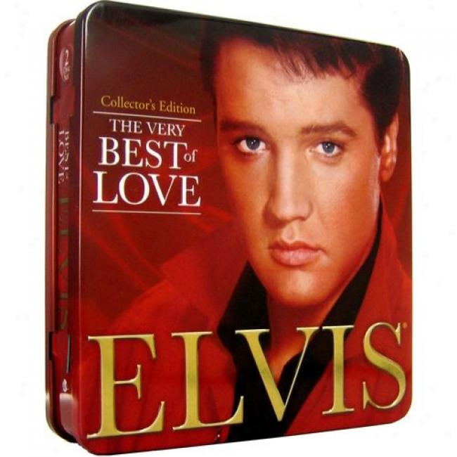 The Very Best Of Love (collector's Editio)n (includes Dvd)