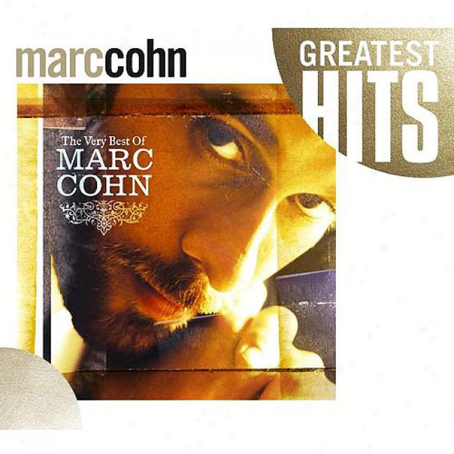 The Very Best Of Marc Cohn (cd Slipcase) (remaster)