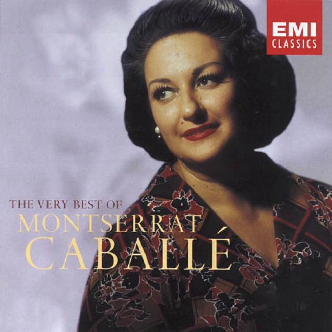 The Very Besy Of Montserrat Caballe (2cd) (remaster)