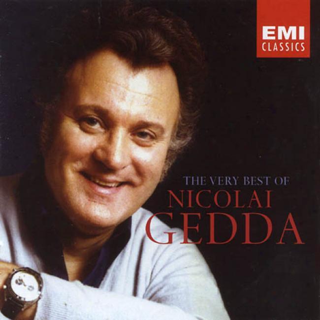 The Very Best Of Nicolai Gedda (2cd) (remaster)