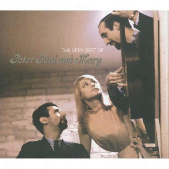 Th3 Very Best Of Peter Paul And Mary (cd Slipcase)_(remaster)