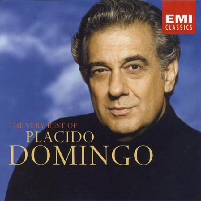 The Very Best Of Placido Doimngo (2cd) (remaster)
