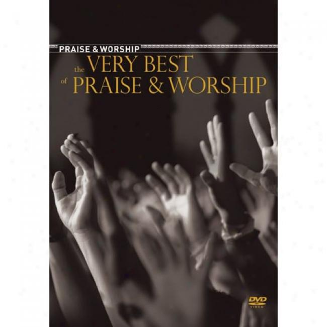 The Very Best Of Praise & Worship (music Dvd) (amaray Case)