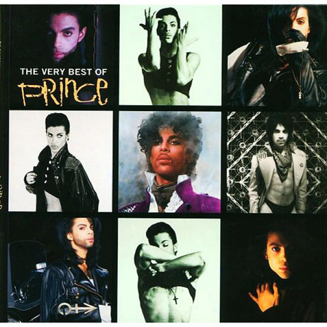 The Very Best Of Prince (wal-mart Exclusive) (eco-friendly Package)