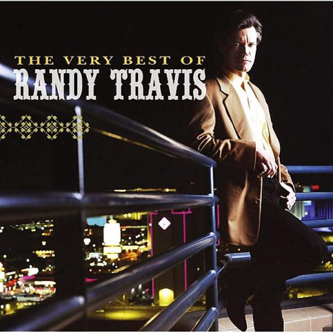 The Very Best Of Randy Travis (cd Slipcase) (remaster)