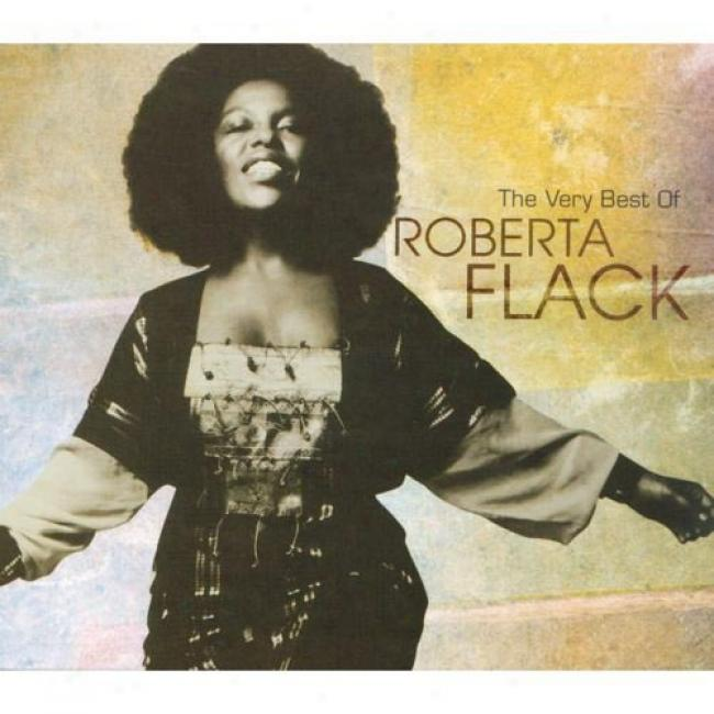 The Very Best Of Roberta Flack (cd Slipcase) (remaster)