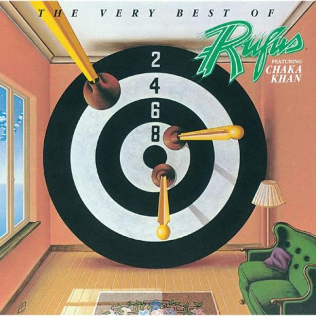 The Very Best Of Rufus Featuring Chaka Khan (remaster)