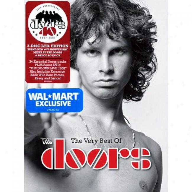 Tne Very Best Of The Doors (2 Disc Box Set) (with Excluzive Bonus Dvd)
