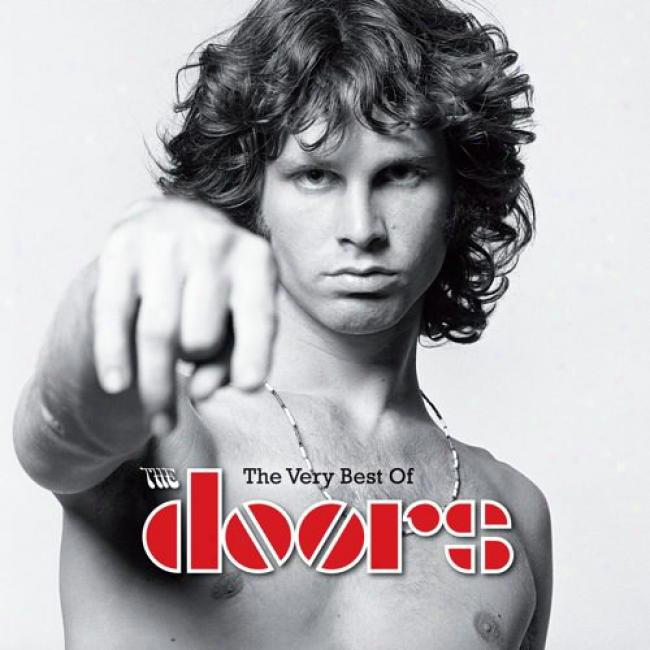 The Very With most propriety Of The Doors (2cd) (cd Slipcase)