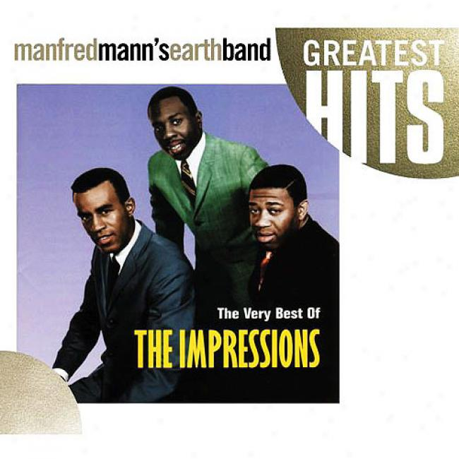 The Very Best Of The Impressions (cd Slipcase)