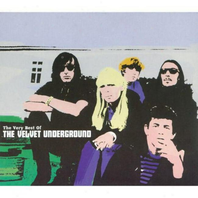 The Very Best Of Velvet Underground (cd Slipcase)