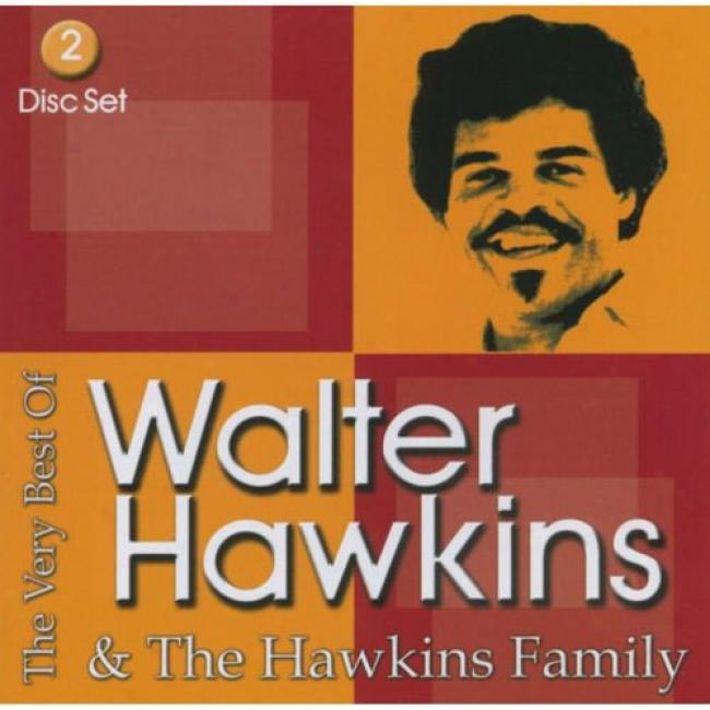 The Very Best Of Walter Hawkins & The Hawkins Family (2cd)