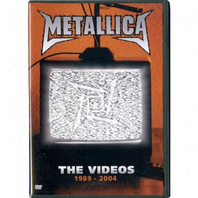The Videos: 1989 - 2004 (music Dvd) (amaray Case)
