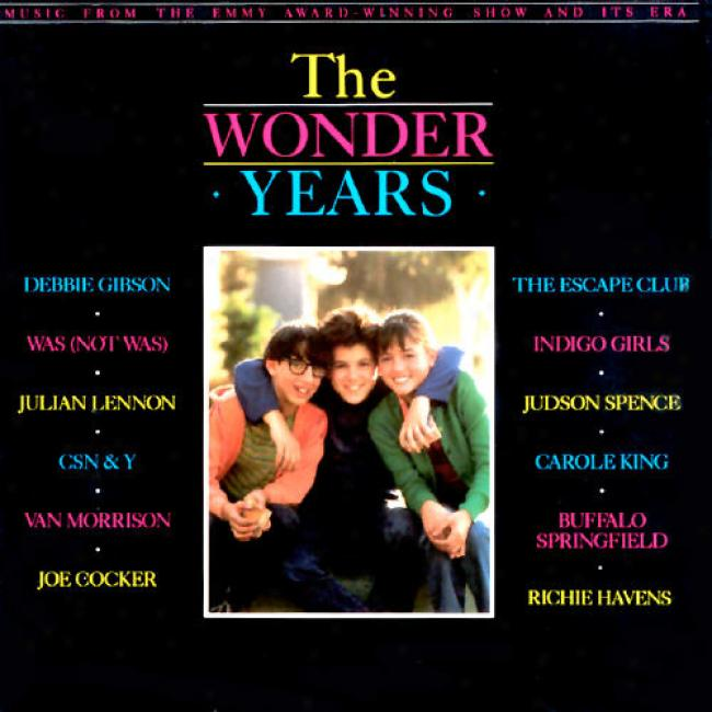 The Wonder Years: Music From Thd Emmy Award-winning Show & Its Era